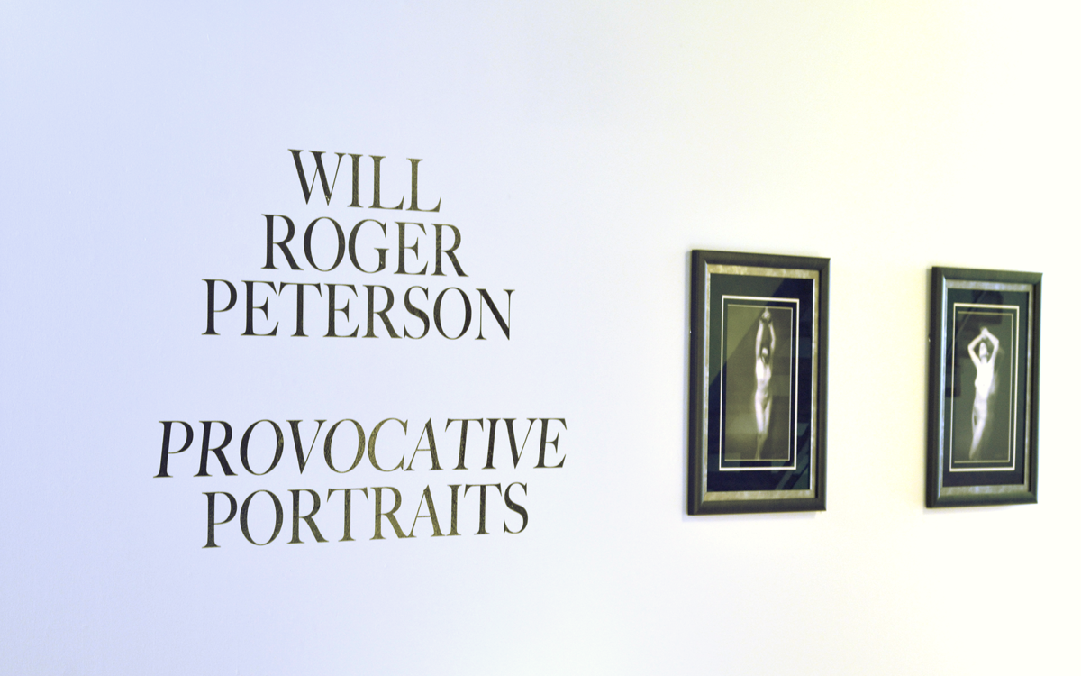 What's New at the Sierra Arts Foundation: Provocative Portraits by Will Roger Peterson NSFW